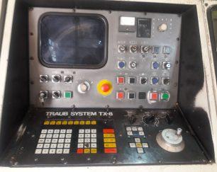فروش دستگاه تراشCNC  ترابTX-8مدل 96