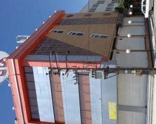 تالار پذیرایی و ۲۵۰ متر مغازه فروشی