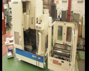 فرز سنترعمودی CNC ژاپنی OKUMA