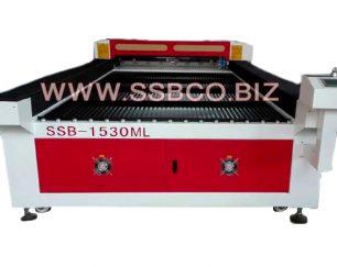 فروش لیزر ترکیبی فلز و غیرفلز با قیمت قبلی مدل ۱۵۳۰YL