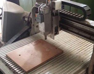 CNC فرز ایرانی سفارشی