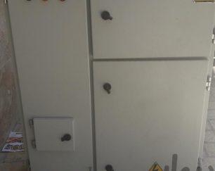 تابلو برق ۳ واحدی نو نو بدون کارکرد