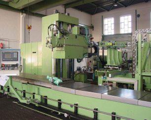 فرز CNC – Berlett