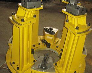 خدمات فرز دروازهاي CNC