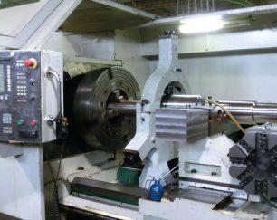 خدمات تراش CNC و فرز CNC
