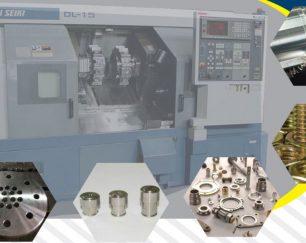 تراش و فرز CNC