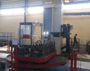 خدمات بورینگ و ماشین کاری CNC در اصفهان