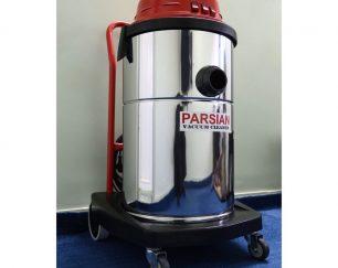 جاروبری صنعتی 3 موتوره خاک