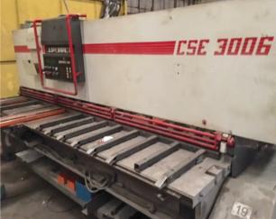 دستگاه قیچی ورق بر  CNC JEAN PEERROT