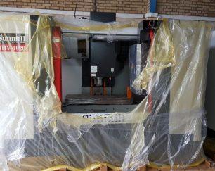 ماشین فرز CNC