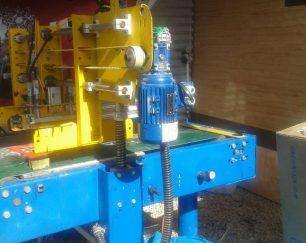 دستگاه چاپ سیلک اتوماتیک با خشک کن و کمپرسور باد