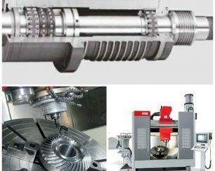 تعمیرات CNC