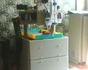 فروش دستگاه CNC کوچک خانگی