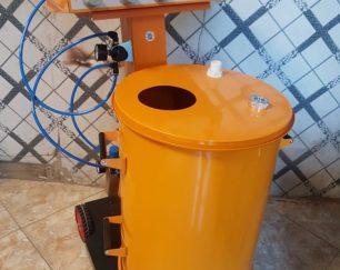 دستگاه پاشش رنگ پوکنا همراه با 5 سال گارانتی