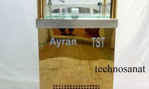 تولید کننده دوغ ساز آبشاری طلایی (تکنو صنعت)
