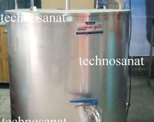 تولید کننده  پاتیل پخت رب (تکنوصنعت)