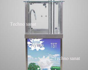 تولید کننده دوغ ساز حباب دار(تکنوصنعت)