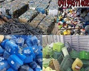 خریدار ضایعات پلاستیک درهم و یک دست به قیمت بالا