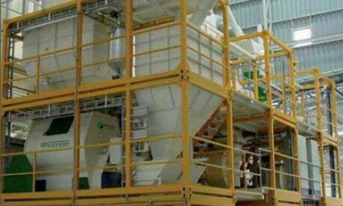 ماشین آلات خوراک آماده طیور وآبزیان و کود مرغی