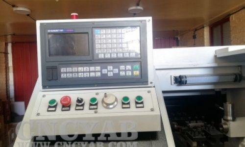 تراش آکبند 2 اسپیندل BB1001 CNC