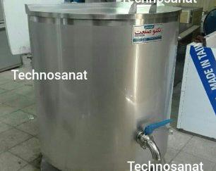 پاتیل پخت شیر دیگ پخت شیر پز (تکنوصنعت)