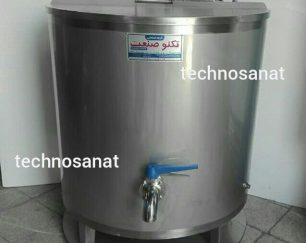 پاتیل پخت شیر در لیتراژمختلف تکنوصنعت