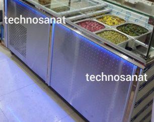 تاپینگ لبنیات و ترشی در طرحهای مختلف تکنوصنعت