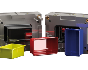 طراحی و ساخت قالبهای پلاستیک
