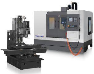 فروش فوری فرز CNC – سنتر عمودی – مدل VMC-1000L