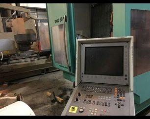 فرز CNC پنج محور