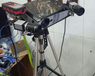 3d scanner اسکنر سه بعدی