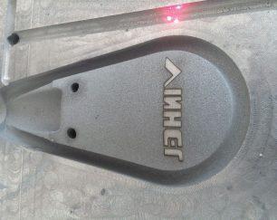 حکاکی لیزر فلزات