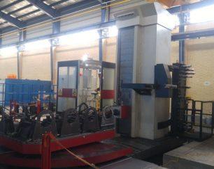 خدمات بورینگ و ماشین کاری CNC (سی ان سی) در اصفهان