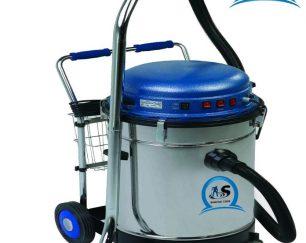 جاروبرقی صنعتی 3 موتوره آب و خاک اتومات