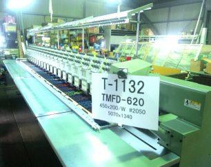 ماشین آلات گلدوزی تاجیما ژاپن