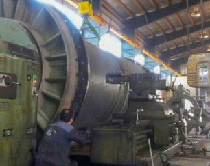تعمیرات انواع تراش، فرز، بورینگ و کاراسل بالا بردن سنتره دستگاه، سنگ زنی ریل دستگاه