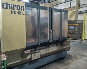 ماشین سنتر آلمانی CNC CHIRON