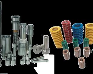 قطعات استاندارد قالب