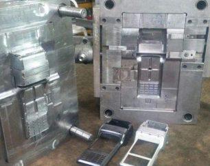 ساخت انواع قالبهای پلاستیکی