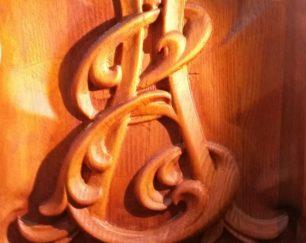 طراحی سه بعدی و ساخت توسط فرز سی ان سی چوب و سنگ