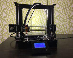 خدمات پرینت سه بعدی و مدلسازی