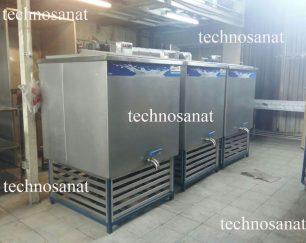 تولید کننده شیر سرد کن تک و دو قلو(تکنو صنعت)