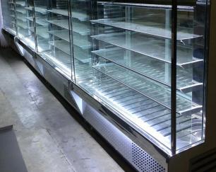 تولید کننده یخچال قنادی،مکعبی،اکواریومی(تکنوصنعت)