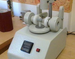 فروش دستگاه سایش تبر Taber