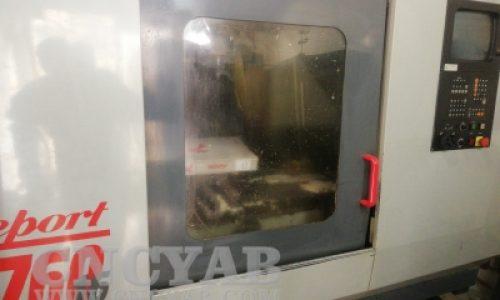 فرز سنتر عمودی CNC