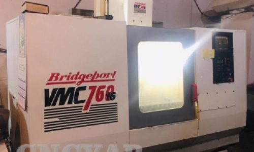 فرز  BRIDGE PORT VMC 760 CNC