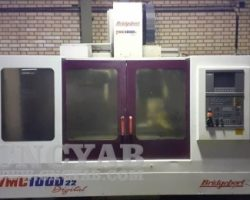 فرز BRIDGEPORT VMC 1000 CNC