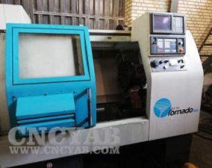 تراش TORNADO 100 CNC