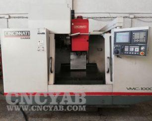 فرز CINCINNATI VMC 1000 CNC