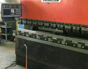 پرس برک AMADA CNC ژاپن
